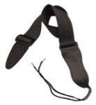 Strap - On Stage Black Adjustable Guitar Strap