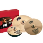 Sabian B8 Performance Set with FREE 14 in. Thin Crash - 45003-14