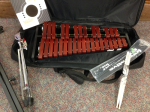 Fugate Percussn DX26 Percussion Kit Wood xylophone