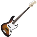 Fender - Squier Affinity Jazz Bass, Brown Sunburst