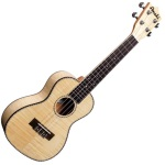 Amahi Flamed Maple Concert Uke w/Bag