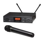 Audio Technica 2120b series Dynamic Handheld Wireless Microphone System