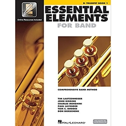 Essential Elements Trumpet 1