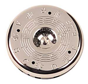 Pitch Pipe - Kratt F-F With Selector - MK1S