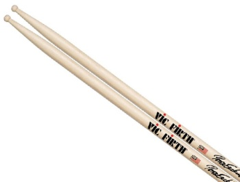 Drumsticks, Vic Firth Peter Erksine