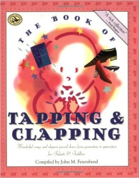 Book of Tapping and Clapping [classroom] Vocal