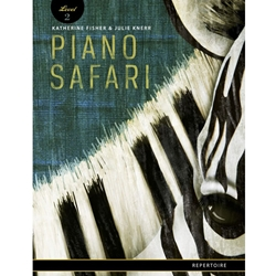 Piano Safari Level 2 Repertoire 2nd Edition 2018 [piano]